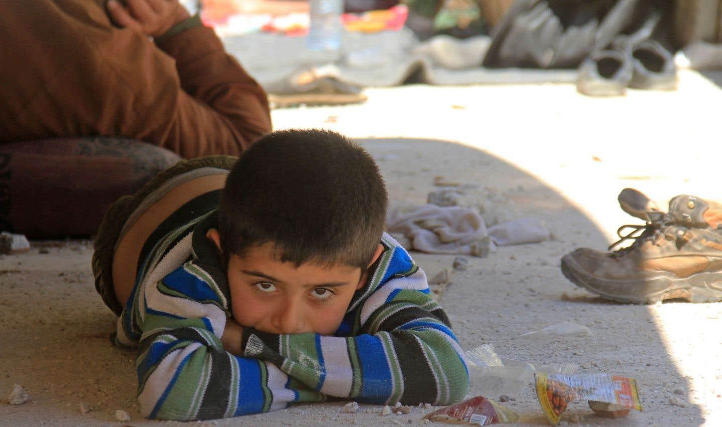 Des terroristes déguisés en humanitaires