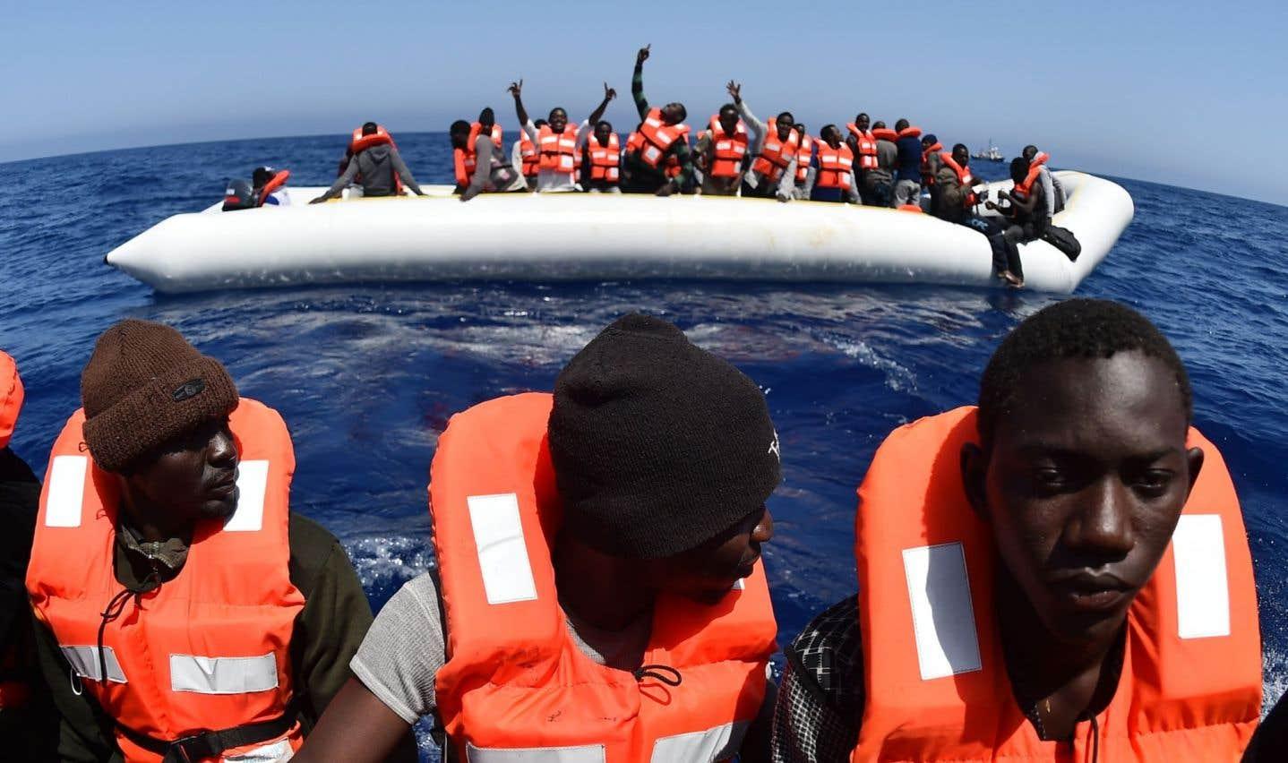 Le nombre de migrants morts dépasse déjà le millier en Méditerranée