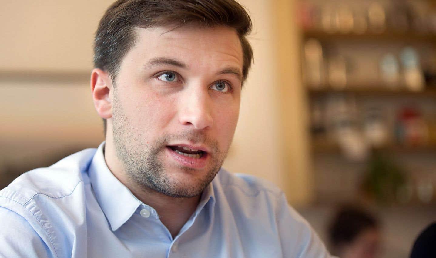 Nadeau-Dubois souhaite des alliances stratégiques avec le PQ
