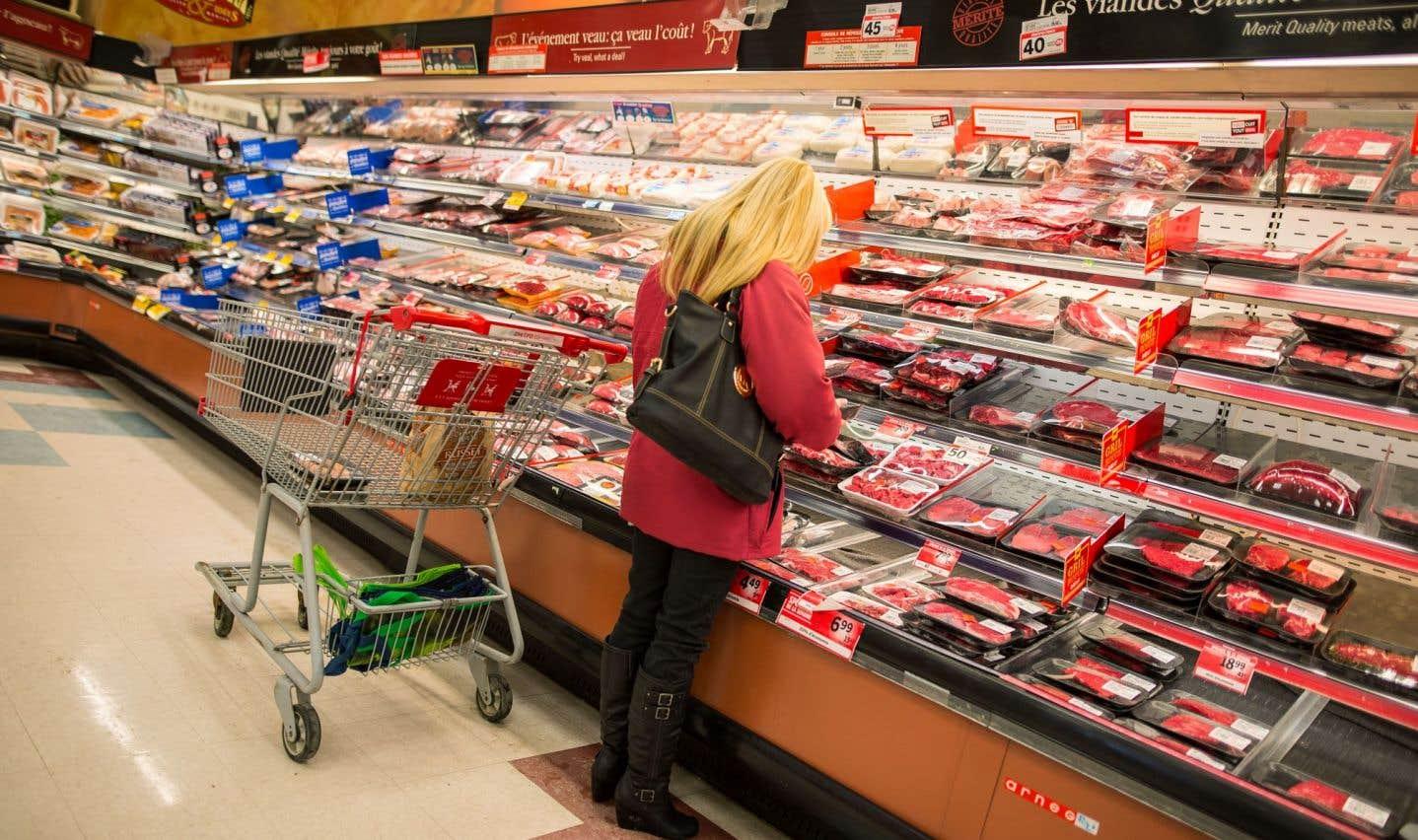 L'inflation annuelle ralentit plus que prévu au mois de mars