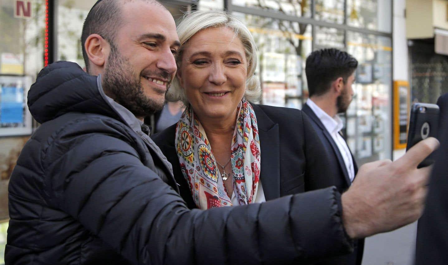 Macron-Le Pen: deux France en duel pour le deuxième tour