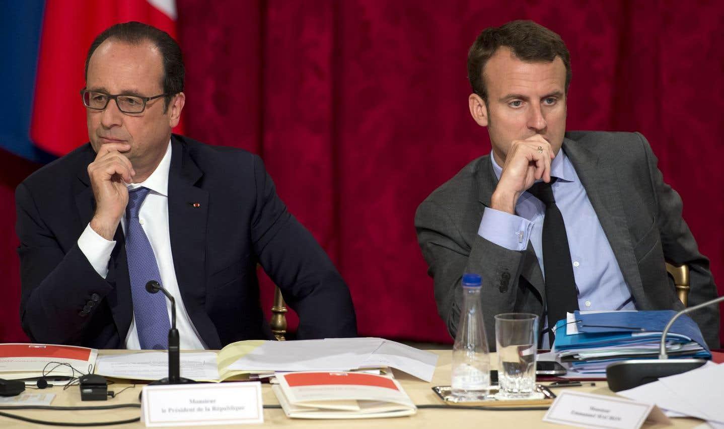 La France «En marche» vers sa dissolution?