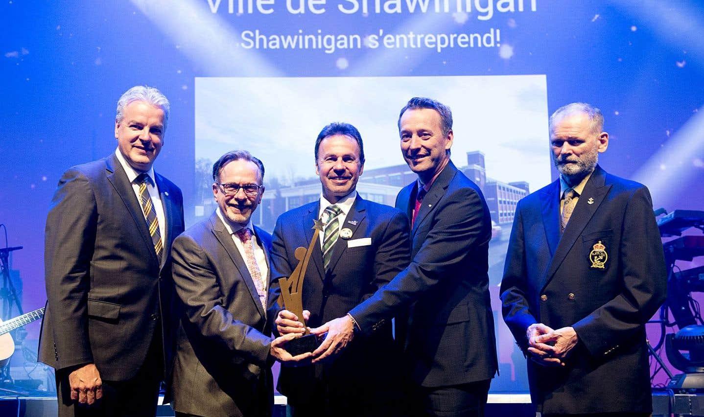 En 2016, la Ville de Shawinigan a reçu le prix Joseph-Beaubien.