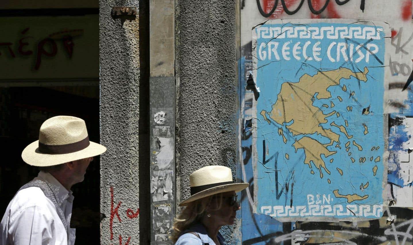 La Grèce parvient à un accord avec ses créanciers