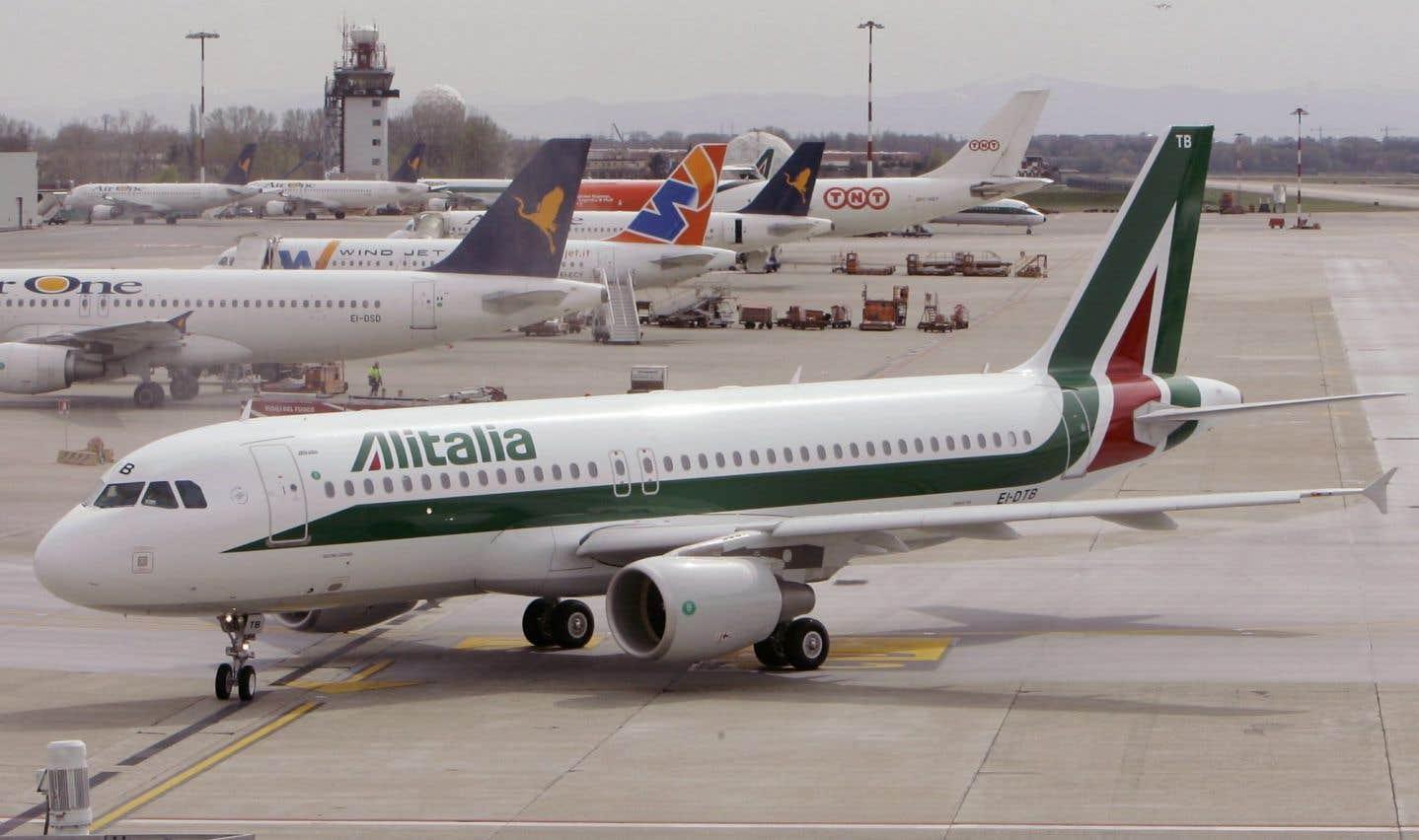 Alitalia se place sous administration extraordinaire