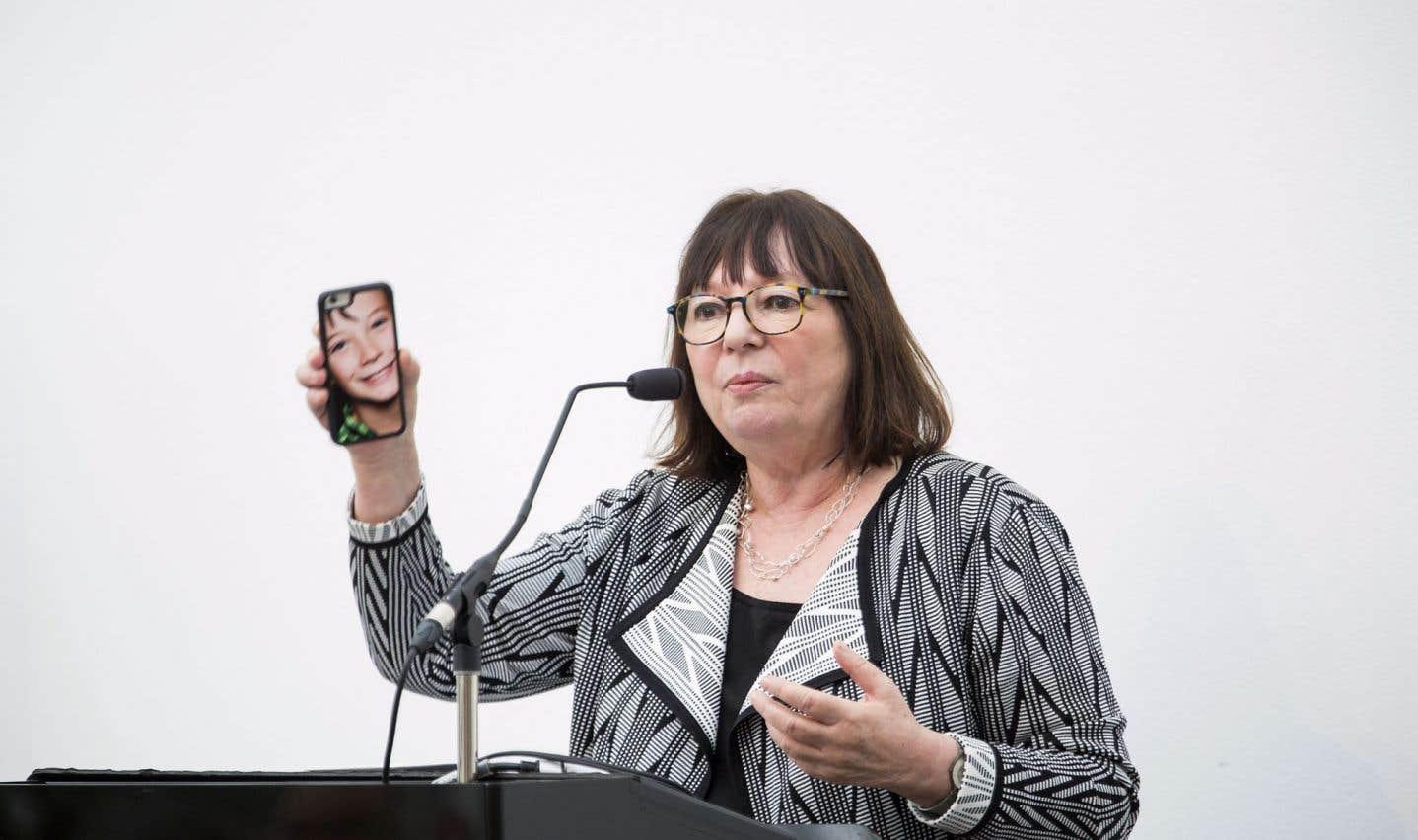 Monique Simard plaide pour un soutien public aux médias