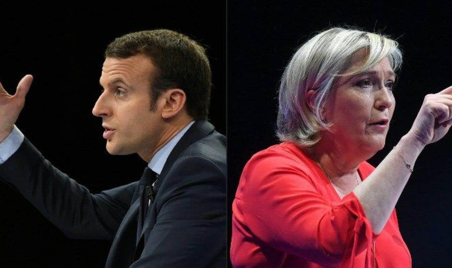 Présidentielle française: le pays fracturé