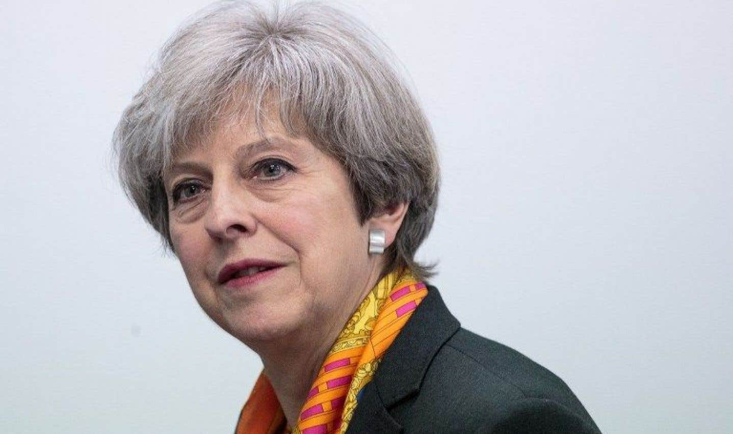 Theresa May a discuté du Brexit avec Emmanuel Macron