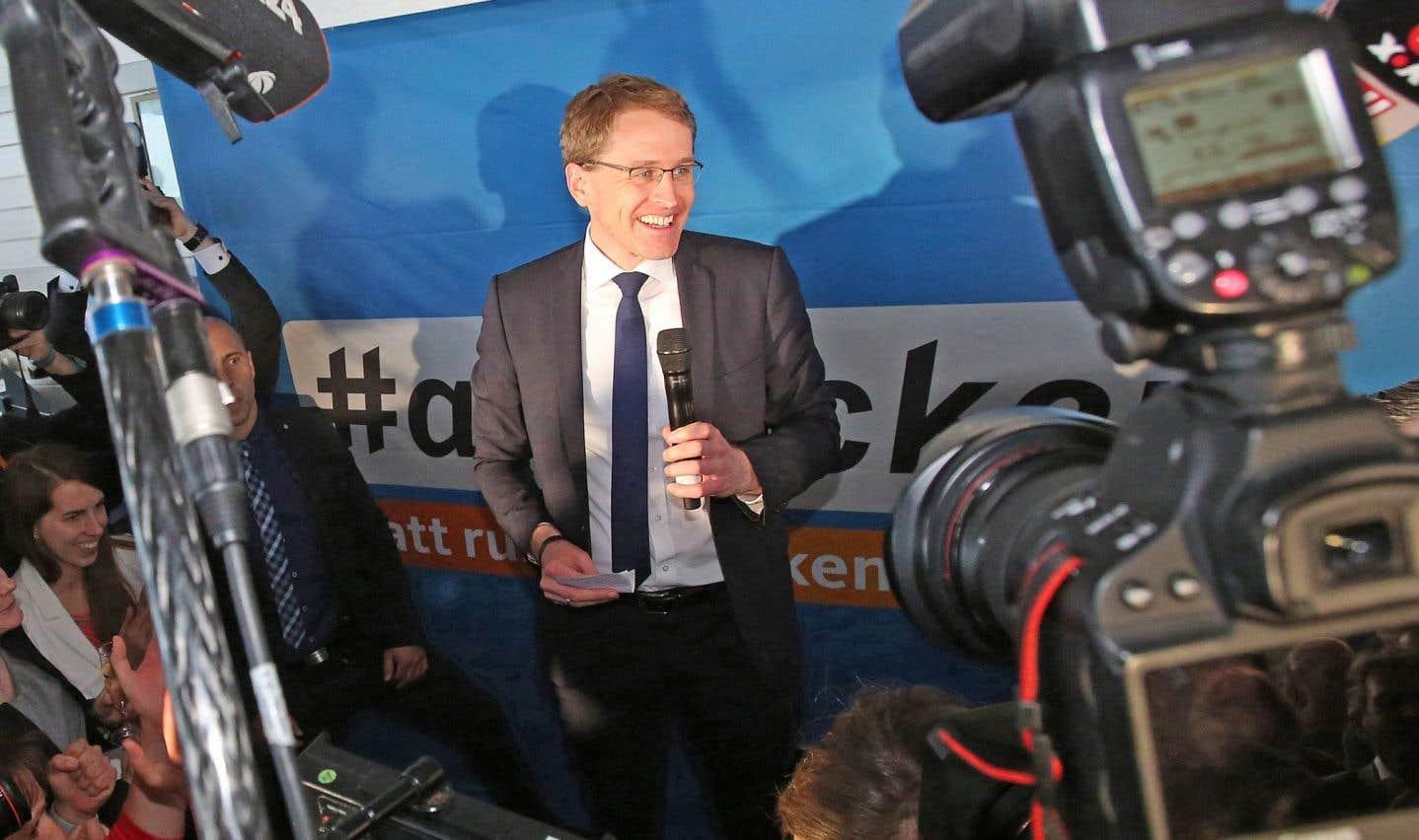 Une victoire électorale régionale sécurise Merkel