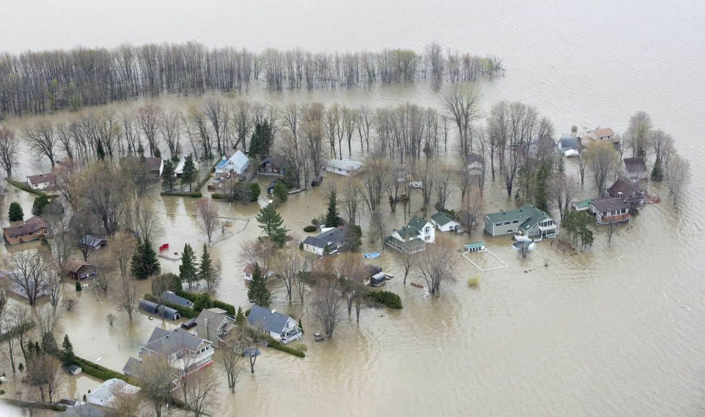 Québec songe à bonifier le programme d'aide aux sinistrés