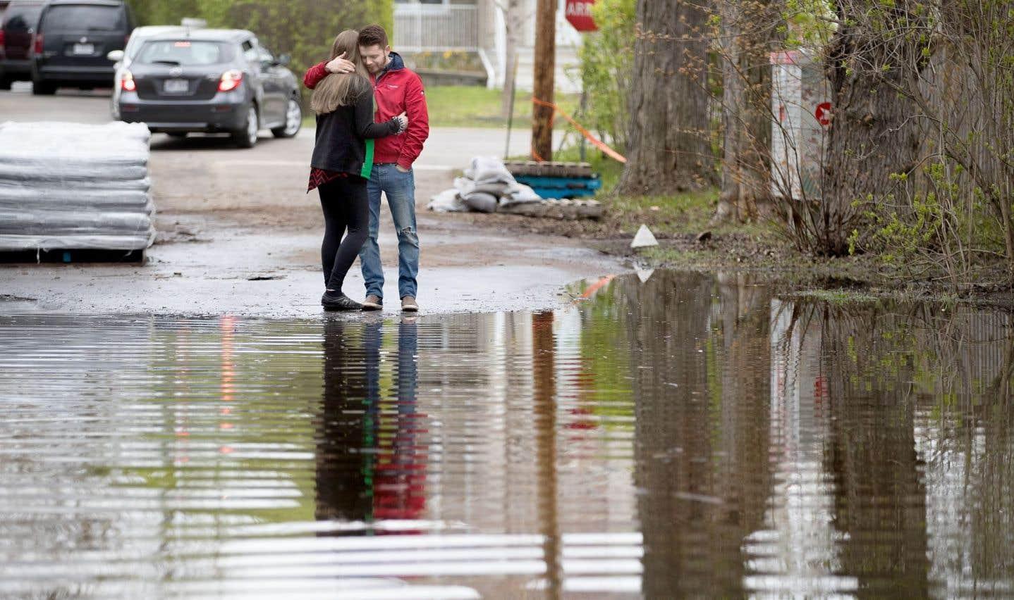 Des sinistrés de Pierrefonds se disent déçus des autorités qui n'ont pas su prévenir les inondations