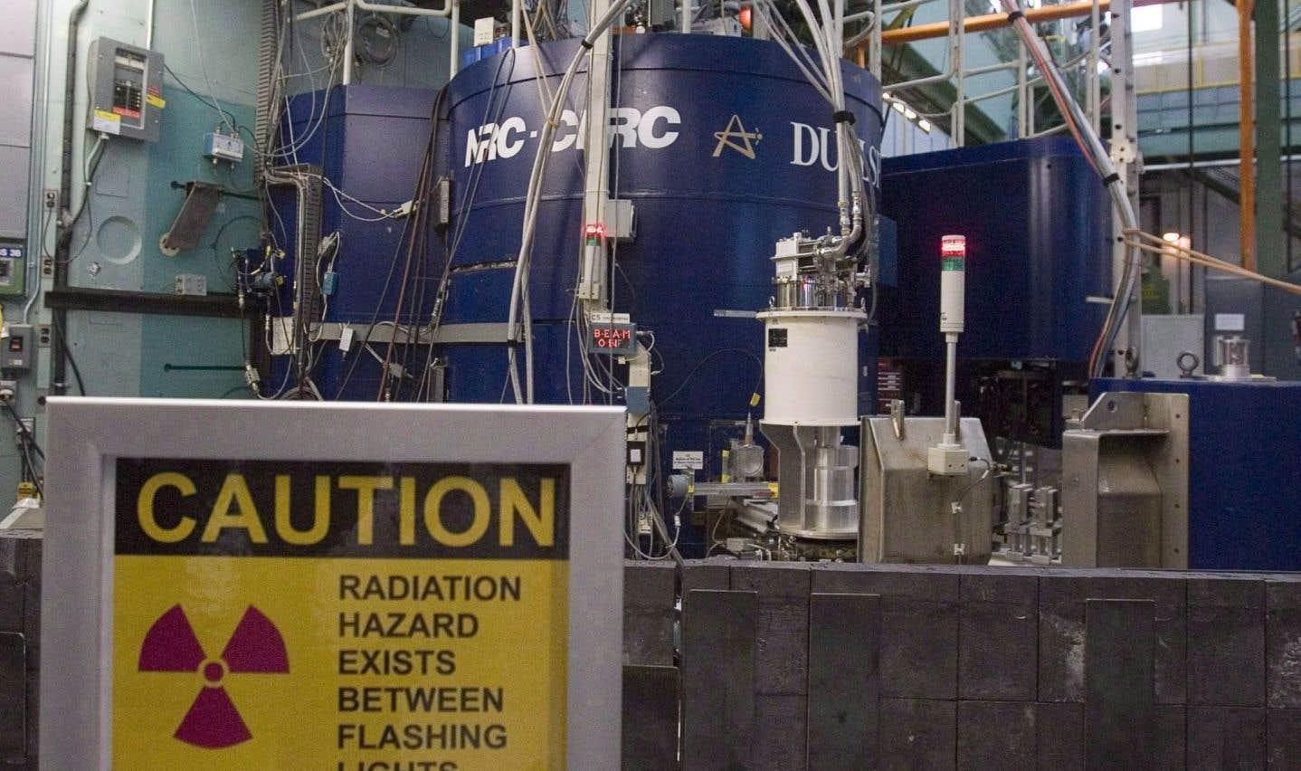 Le dépotoir nucléaire de Chalk River, une menace pour les Québécois, dit Ouellet