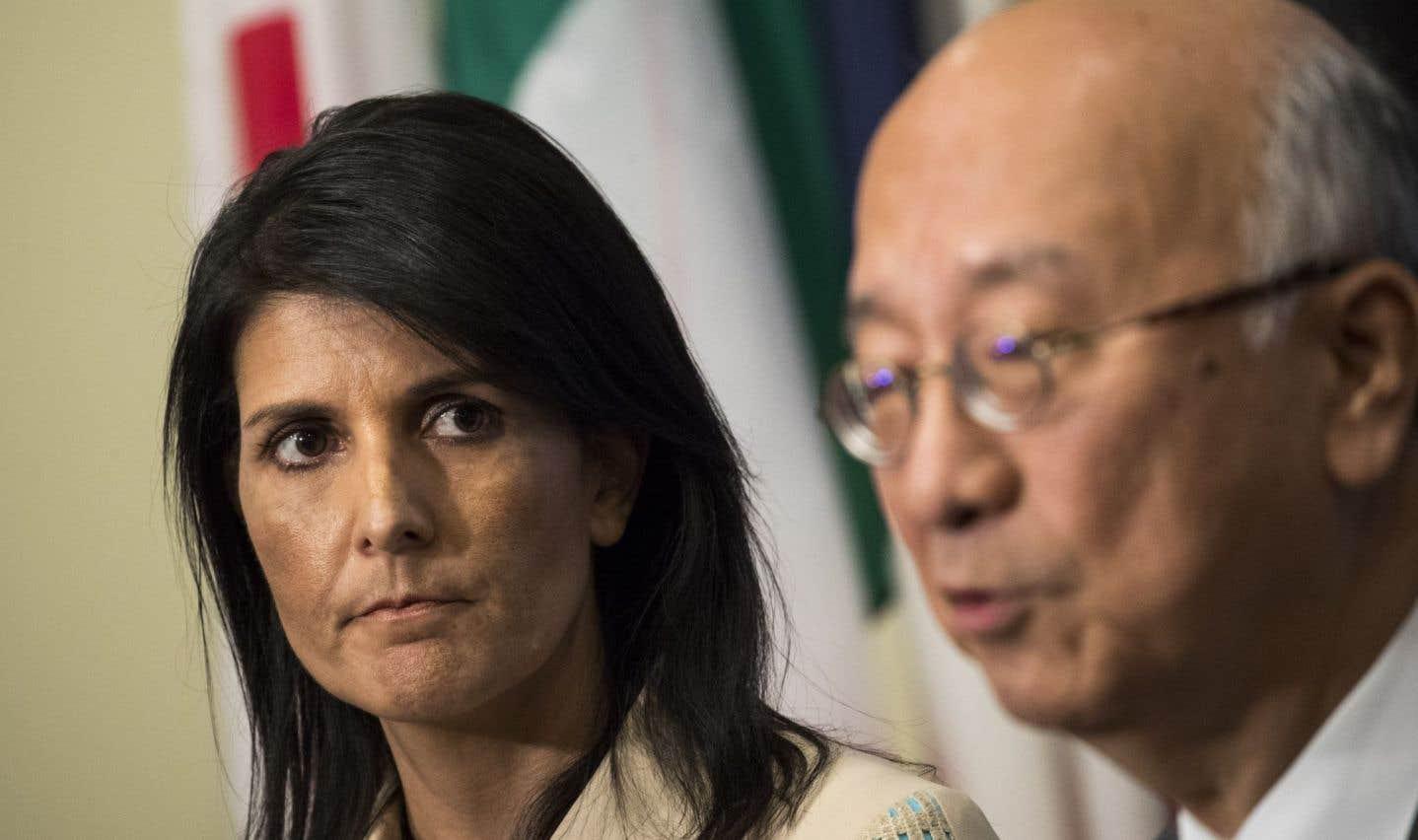 Corée du Nord: nouvelles sanctions prévues par Washington et Pékin