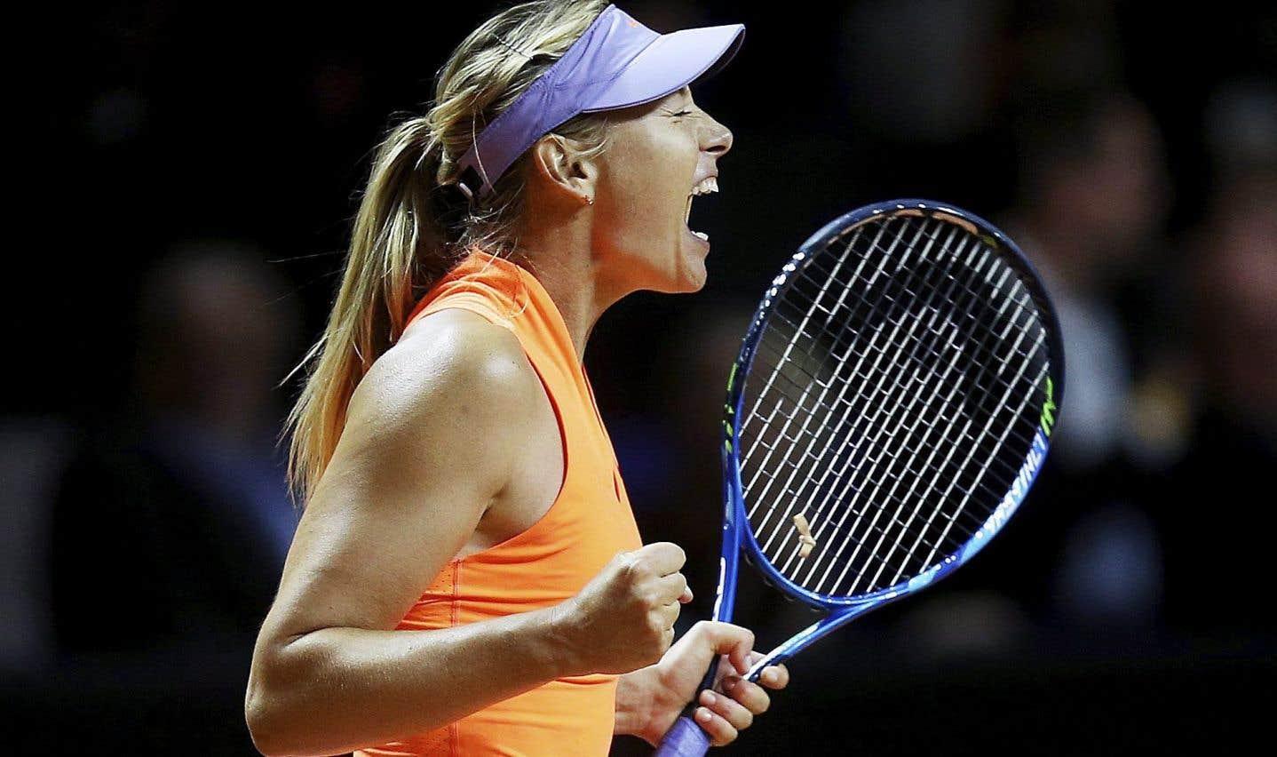 Maria Sharapova n'obtient pas une invitation pour disputer Roland Garros