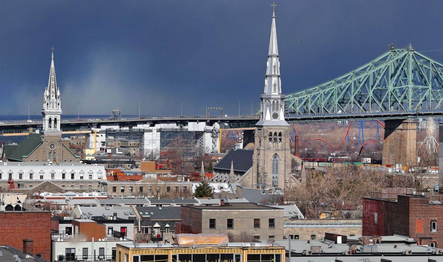 Montréal au fil des chansons