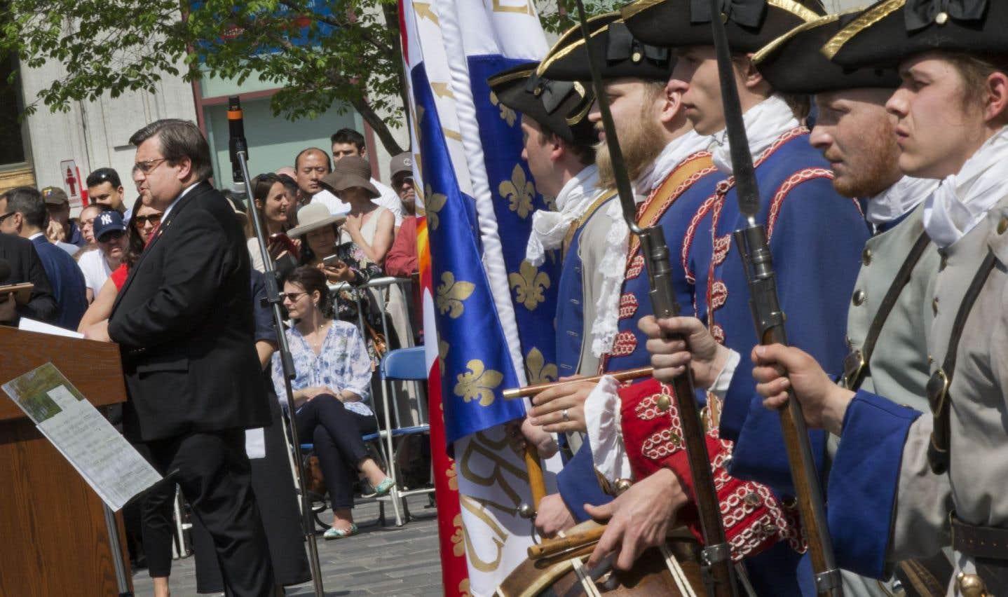 Montréal célèbre ses 375 printemps