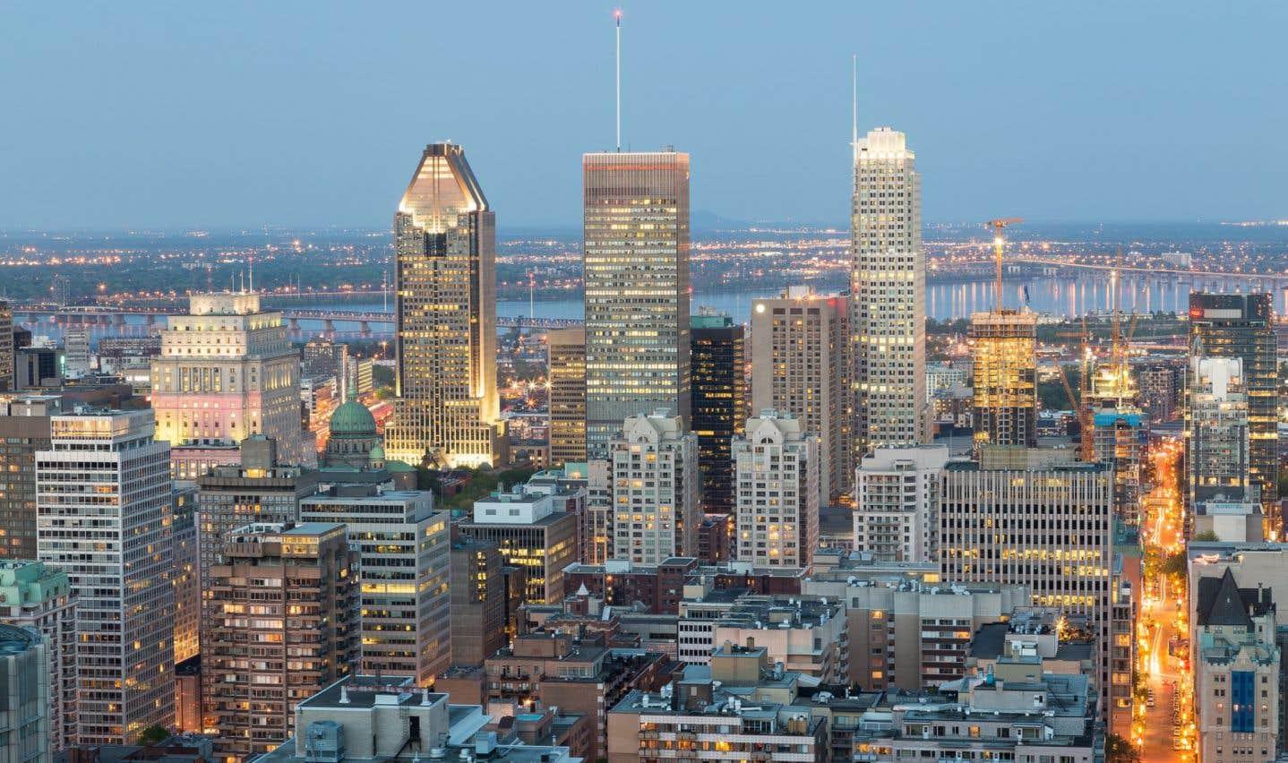 Montréal vue des régions