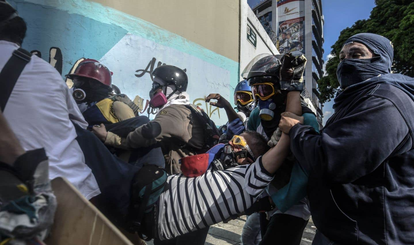 Venezuela: plus de 200 000 manifestants contre Maduro