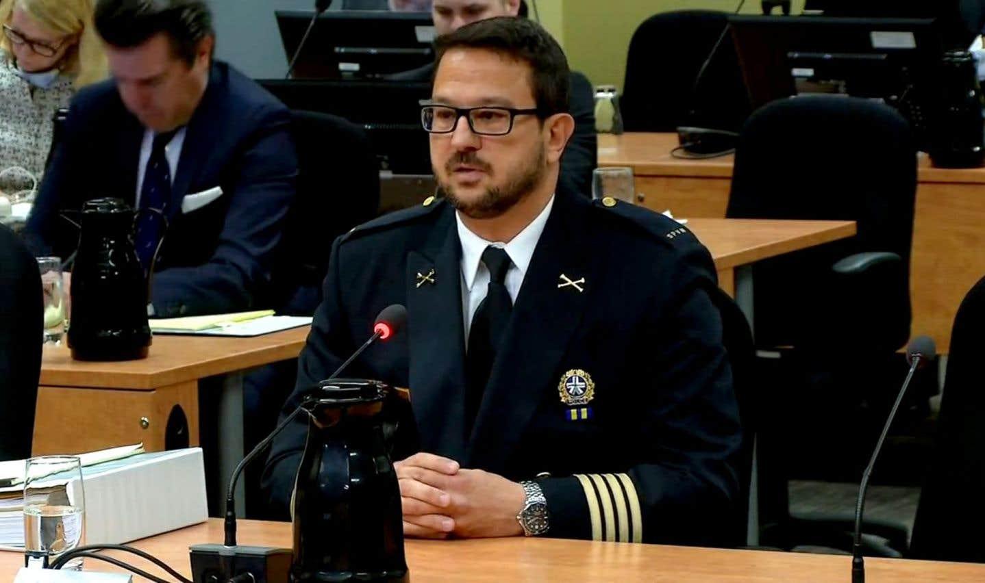 Commission Chamberland: pas de précaution spéciale dans la surveillance de PatrickLagacé