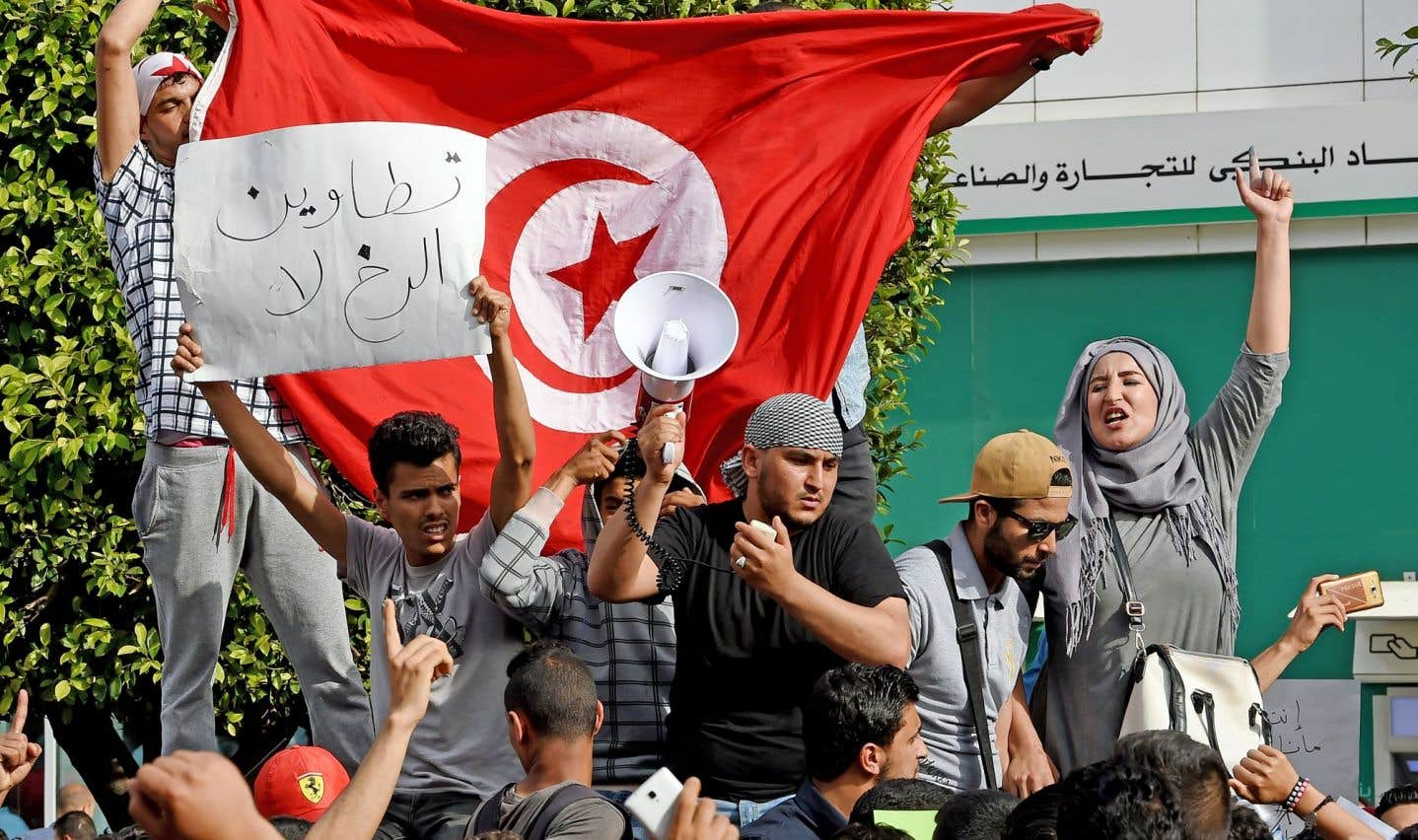 Le Sud tunisien sous tension