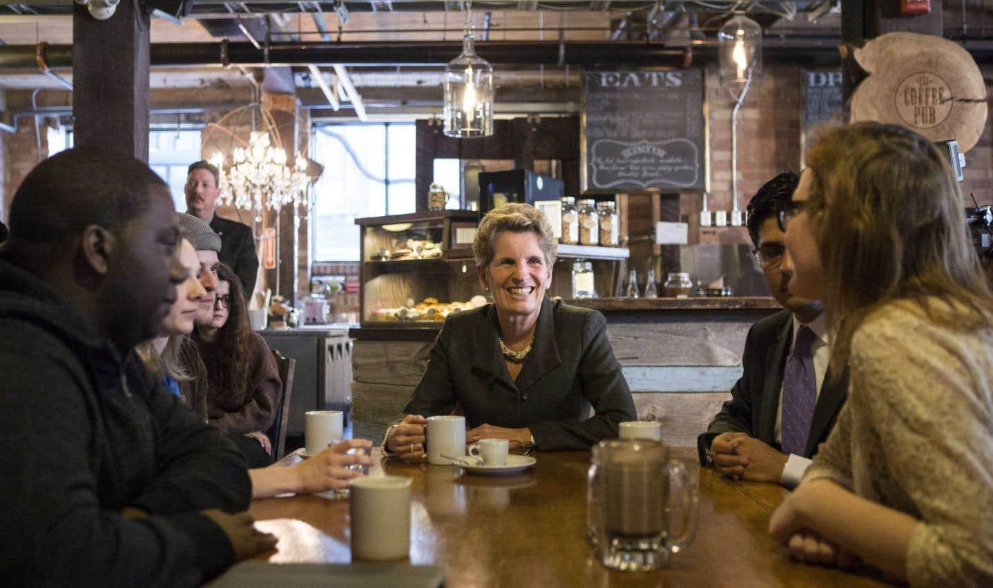 L'Ontario fera passer son salaire minimum à 15$ l'heure en 2019
