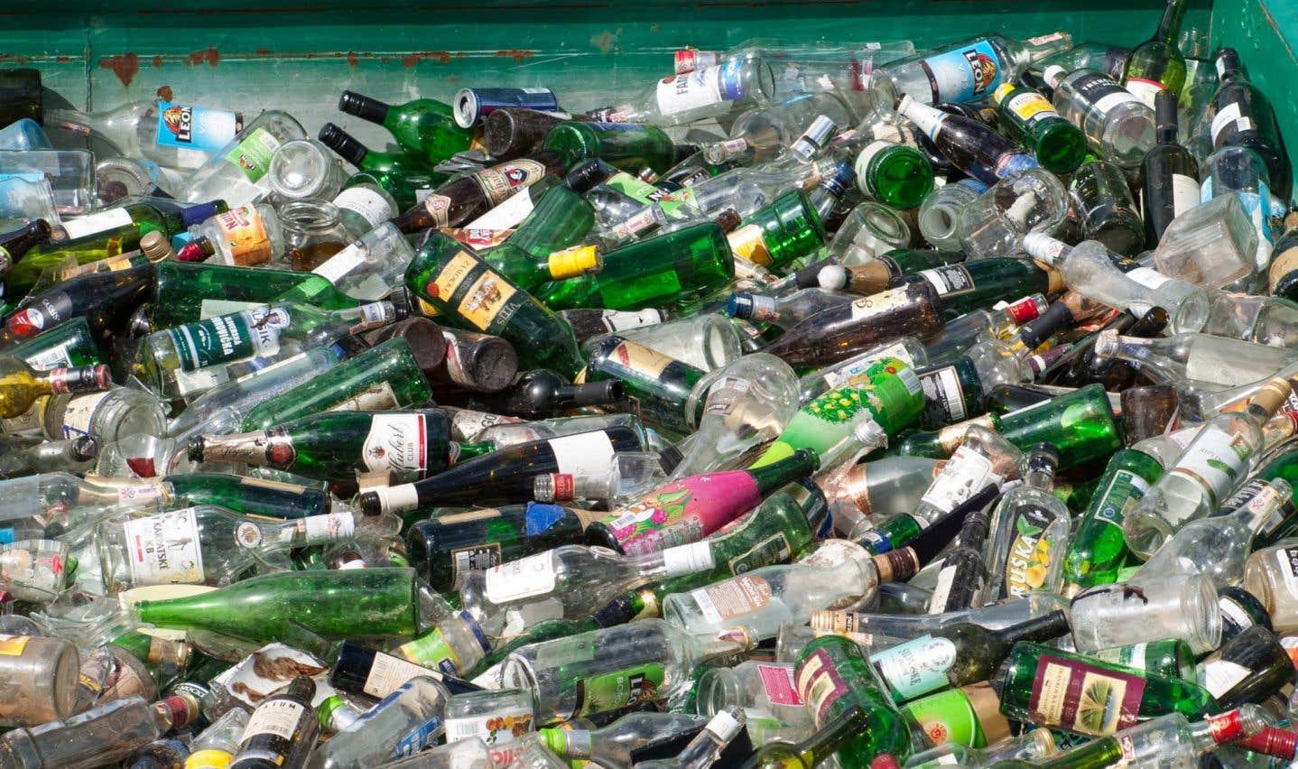 Recyclage du verre: une affaire réglée?