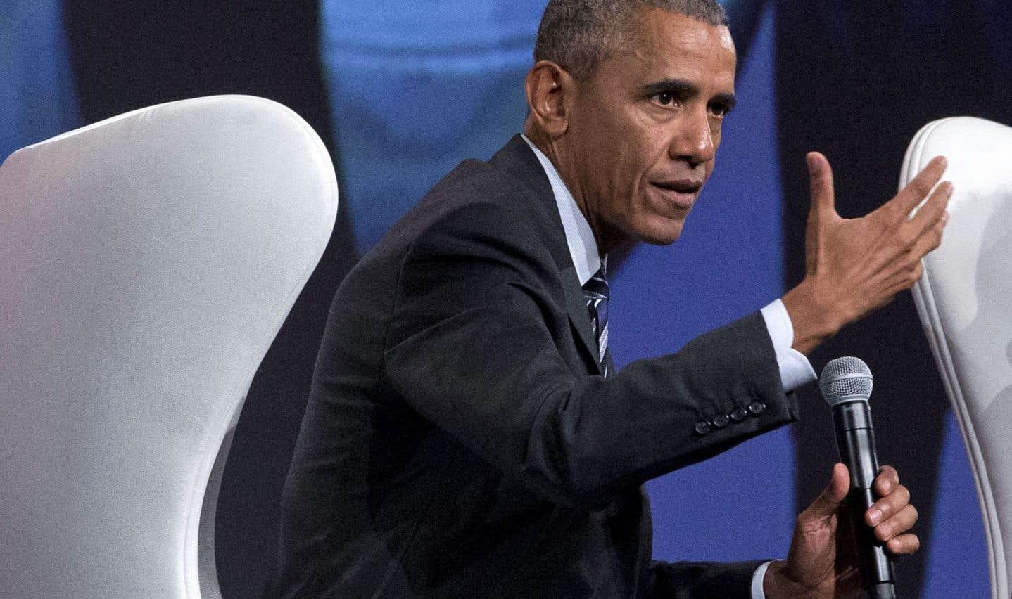 Barack Obama: «Nous devons remplacer la peur par l'espoir»