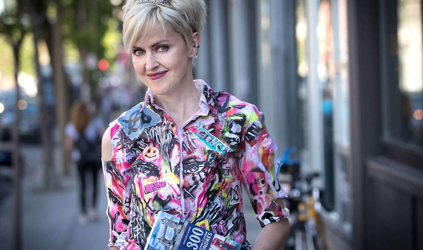 Geneviève Borne: «Tant de lieux, de gens, d'expériences m'ont fait triper à Londres.»