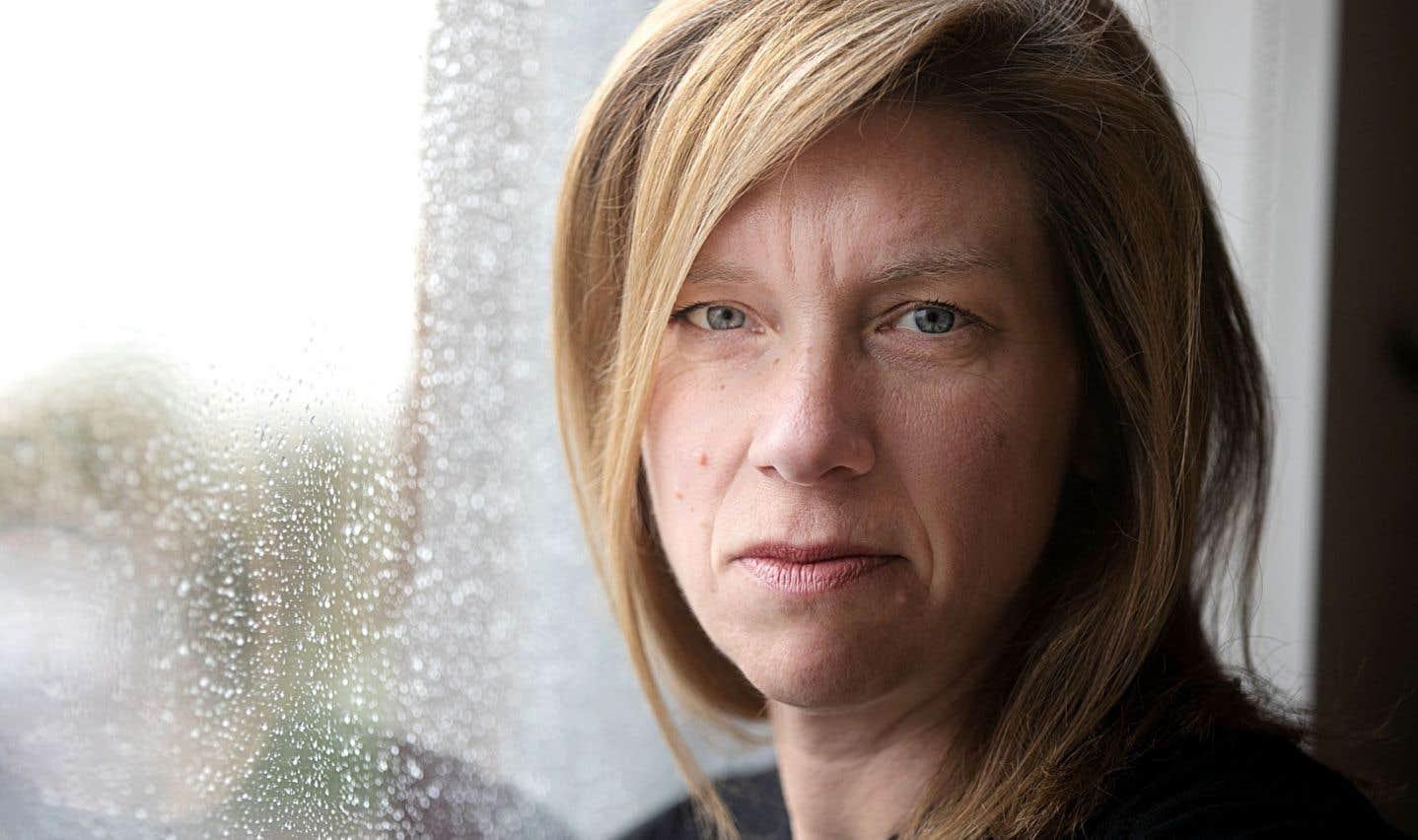 L'auteure Julie Bouchard