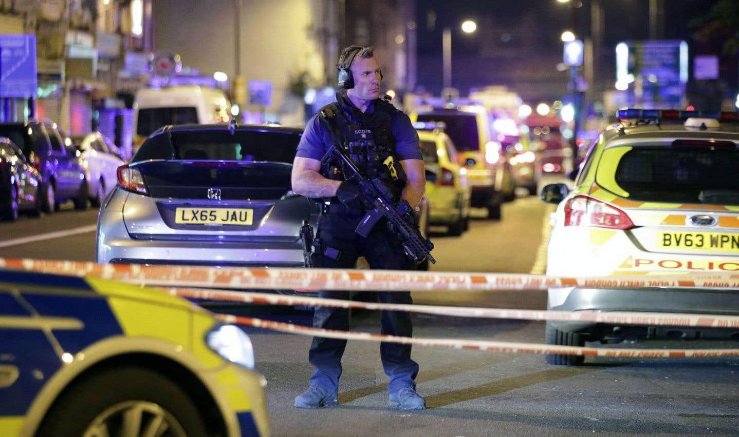 L'horreur frappe Londres à nouveau