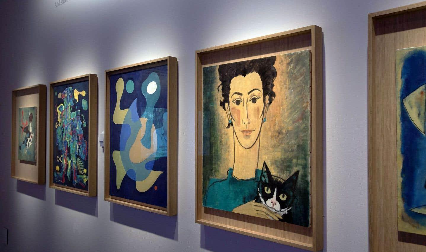 Hergé hors des cases au Musée de la civilisation de Québec