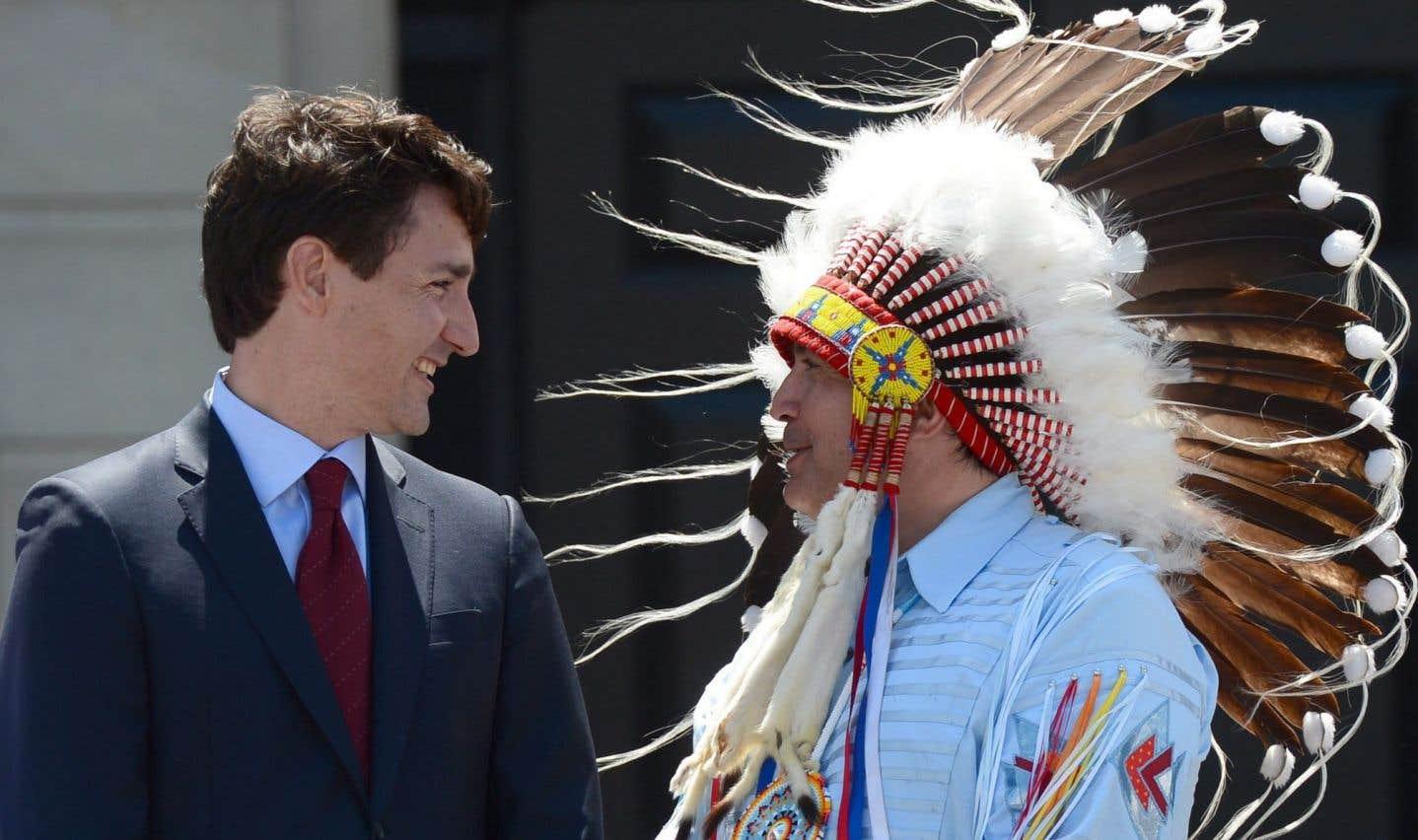 Journée nationale des Autochtones: l'édifice Langevin sera rebaptisé