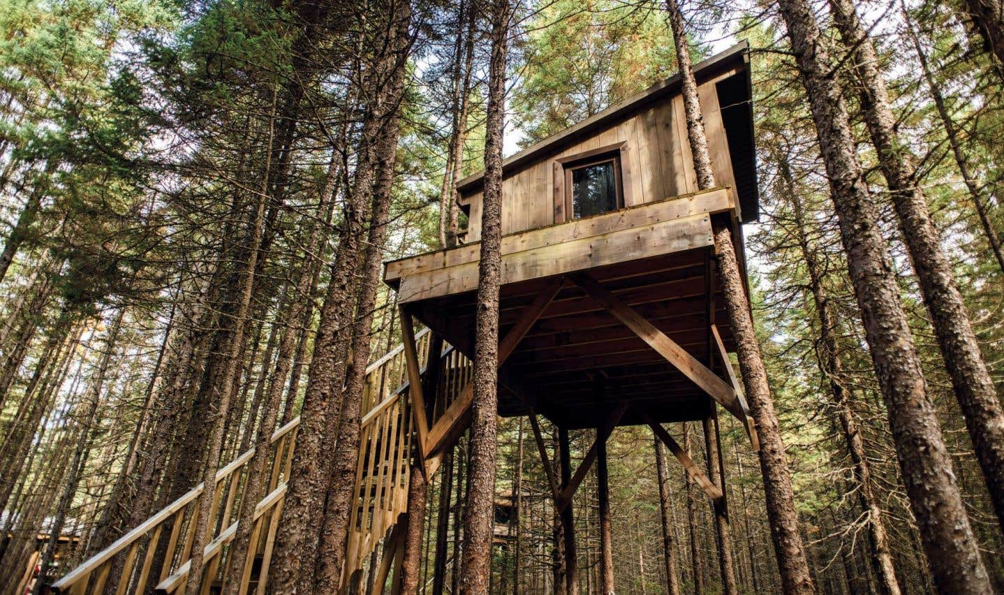 Lanaudière, une région inattendue de nature, mise sur ses particularités pour attirer les touristes