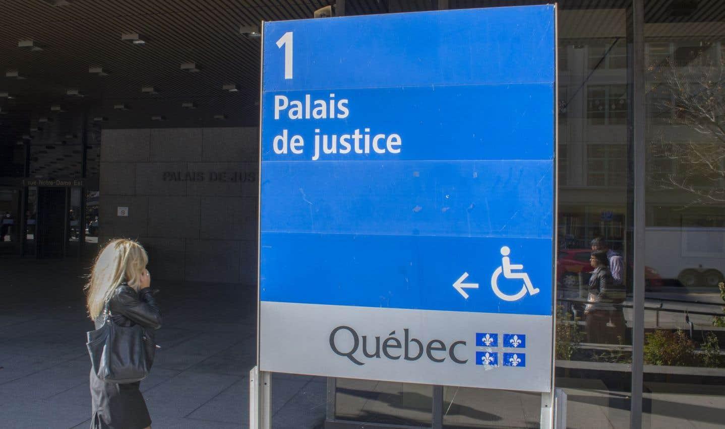 Retour en cour pour deux cégépiens de Montréal