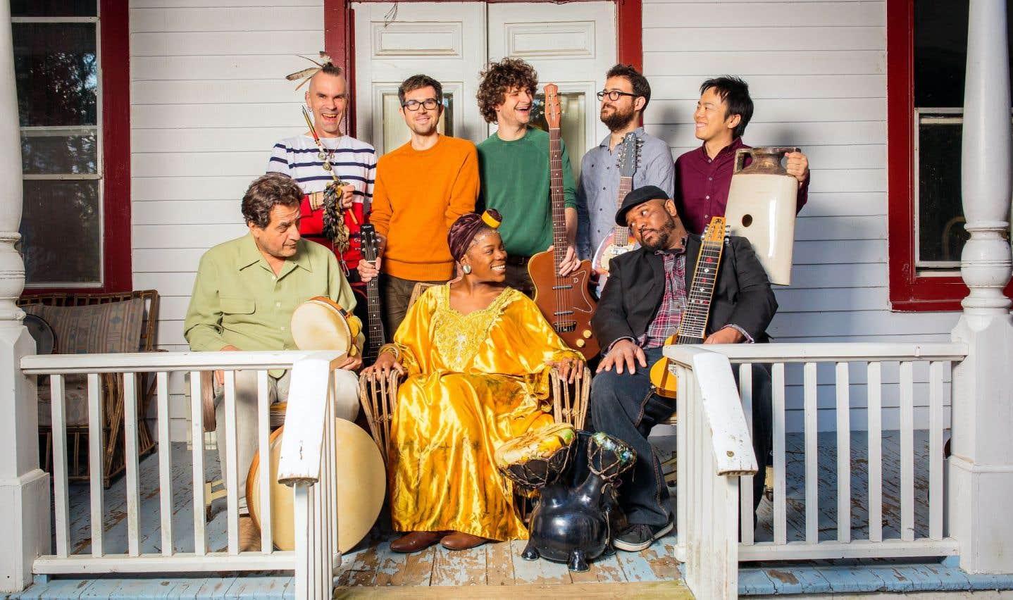 Le karma universel de Bokanté s'amène au Festival de jazz