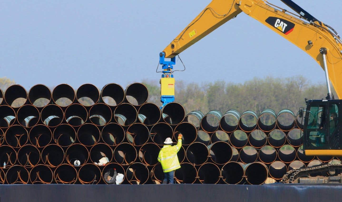 Report demandé de l'évaluation du projet d'Énergie Est