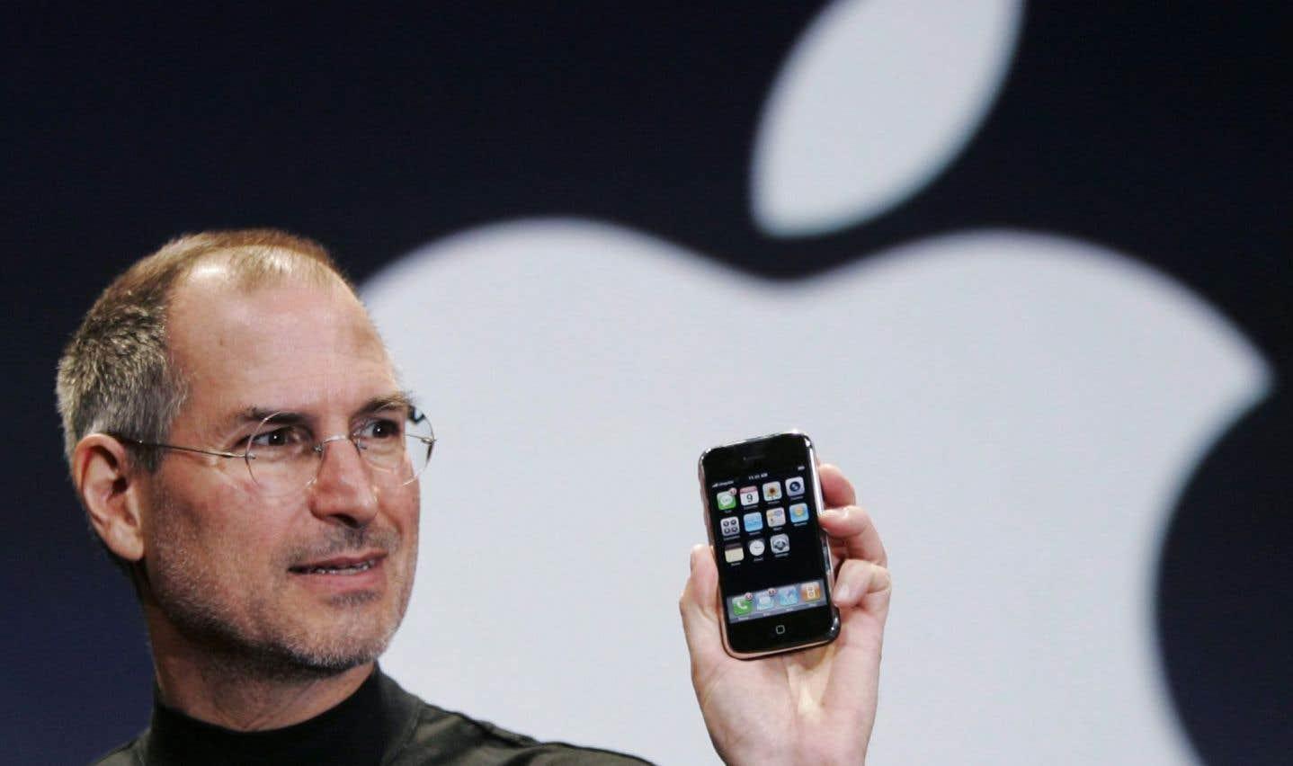 L'iPhone a 10 ans: 6 graphiques pour comprendre son impact