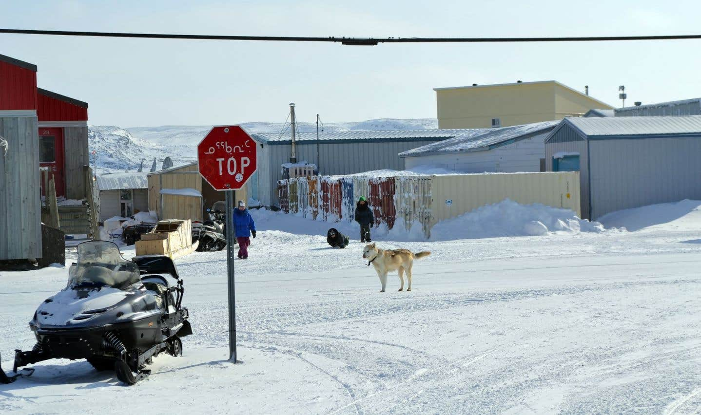 La progression de la maladie est sans aucun doute attribuable aux conditions de vie au Nunavik, explique la Dre Marie Rochette, spécialiste en santé publique dans cette région.