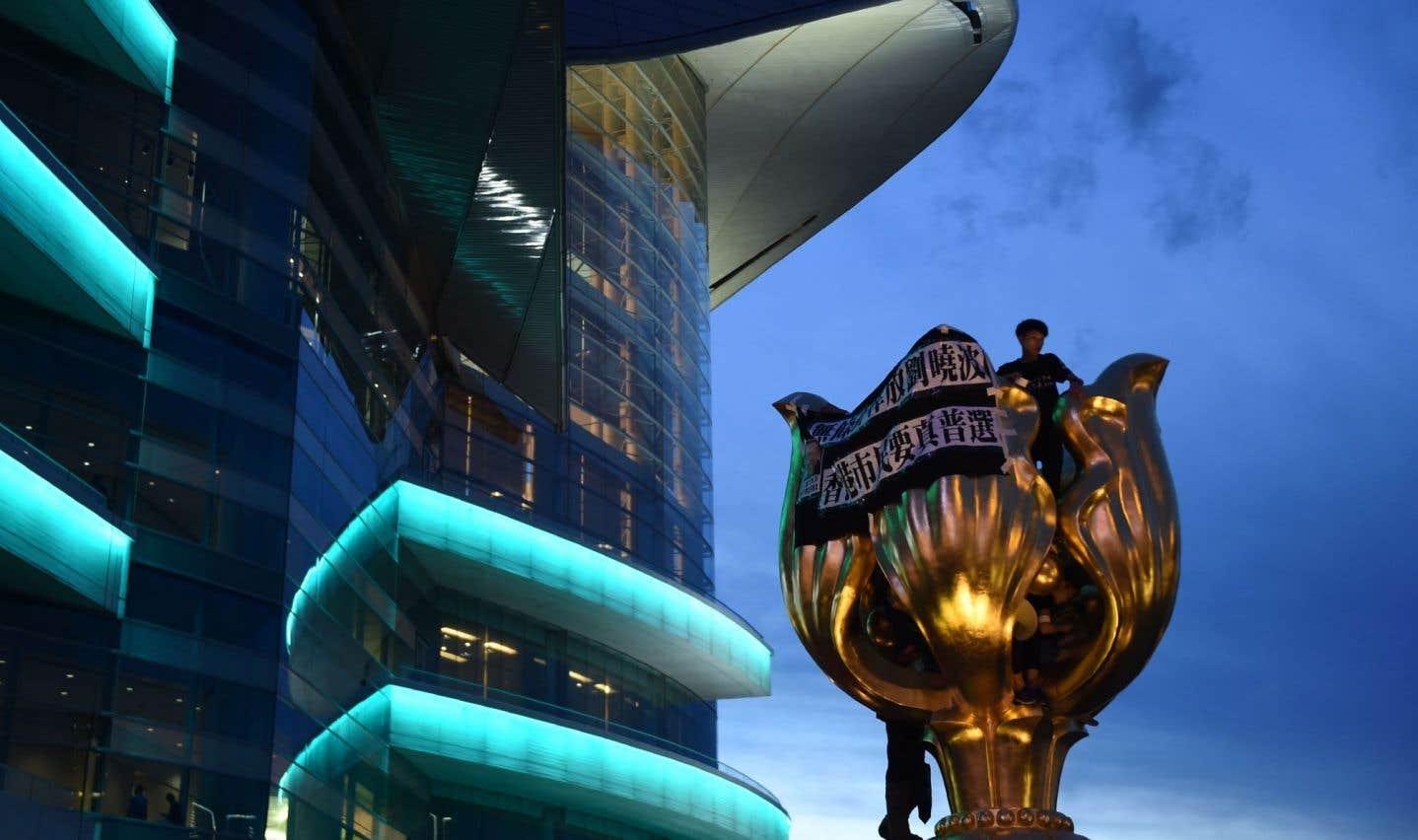 Vingt ans après la rétrocession à la Chine, HongKong déchante