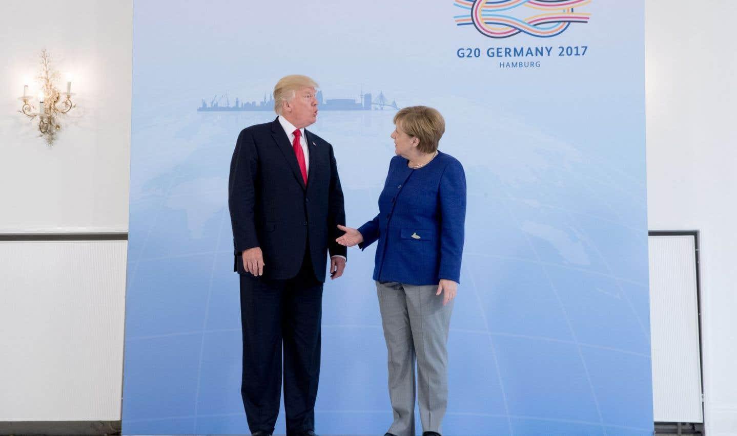 Trump isolé sur la question climatique