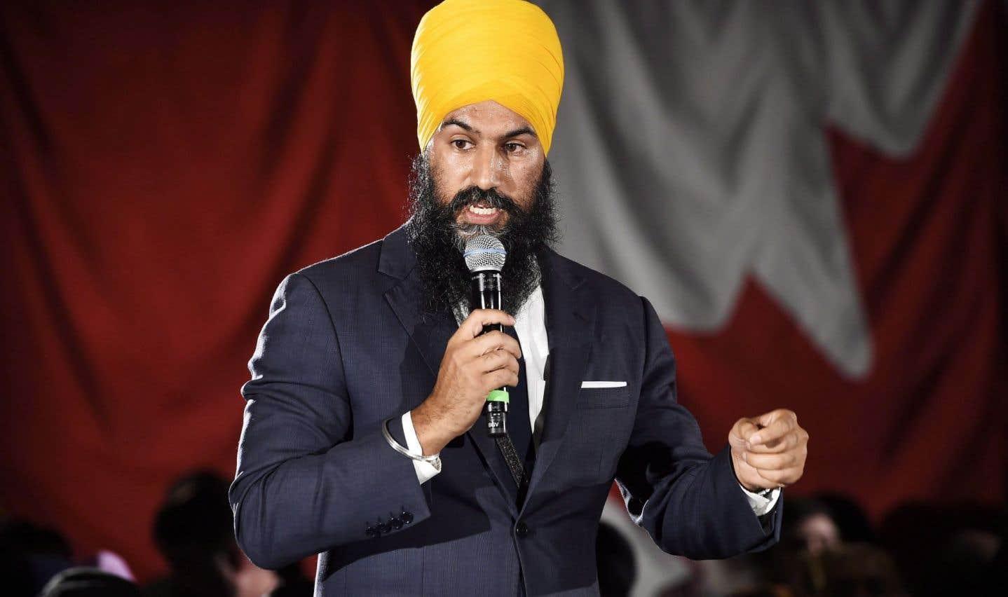 Jagmeet Singh nuirait aux chances du NPD au Québec, selon certains
