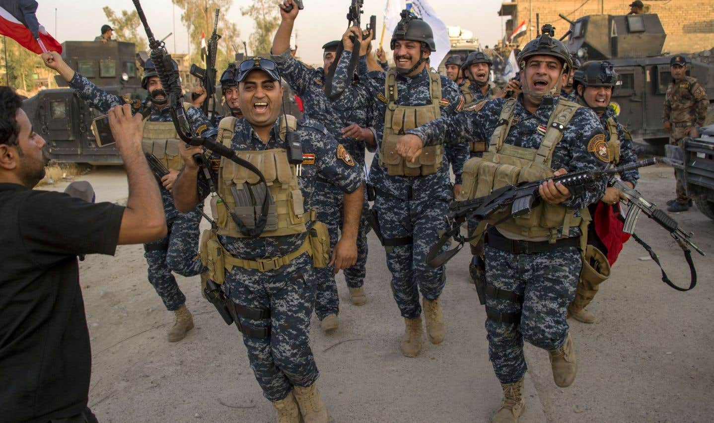 Mossoul, une victoire sur «la brutalité et le terrorisme»