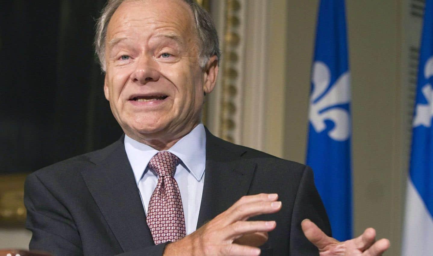 ALENA: Raymond Bachand, négociateur en chef pour le Québec