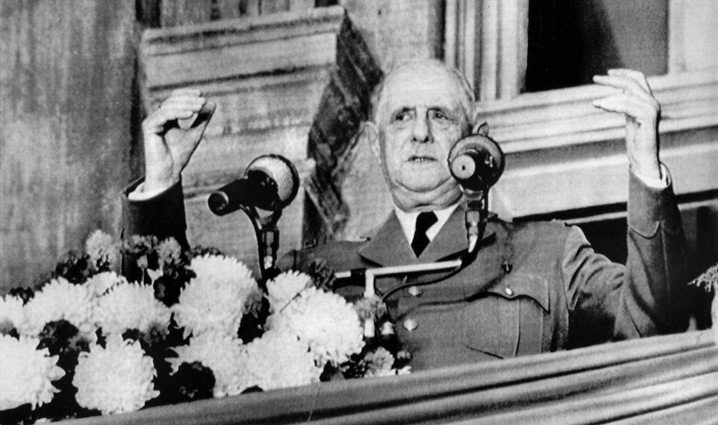Le général de Gaulle a lancé son célèbre «Vive le Québec libre» le 24 juillet 1967 du haut du balcon de l'hôtel de ville de Montréal.