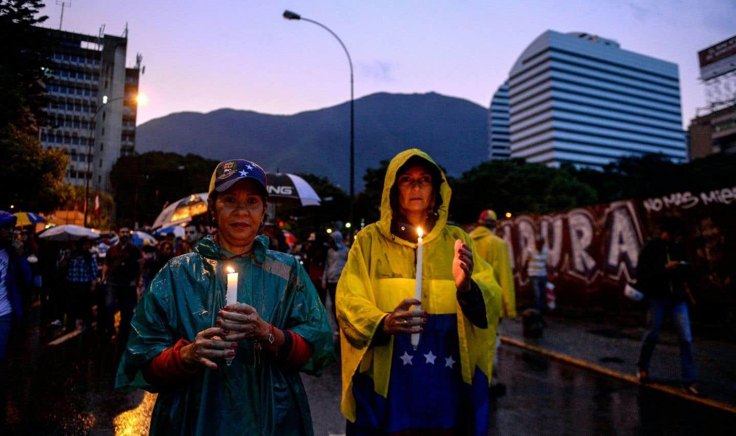 Venezuela: l'opposition lance une consultation populaire contre Maduro