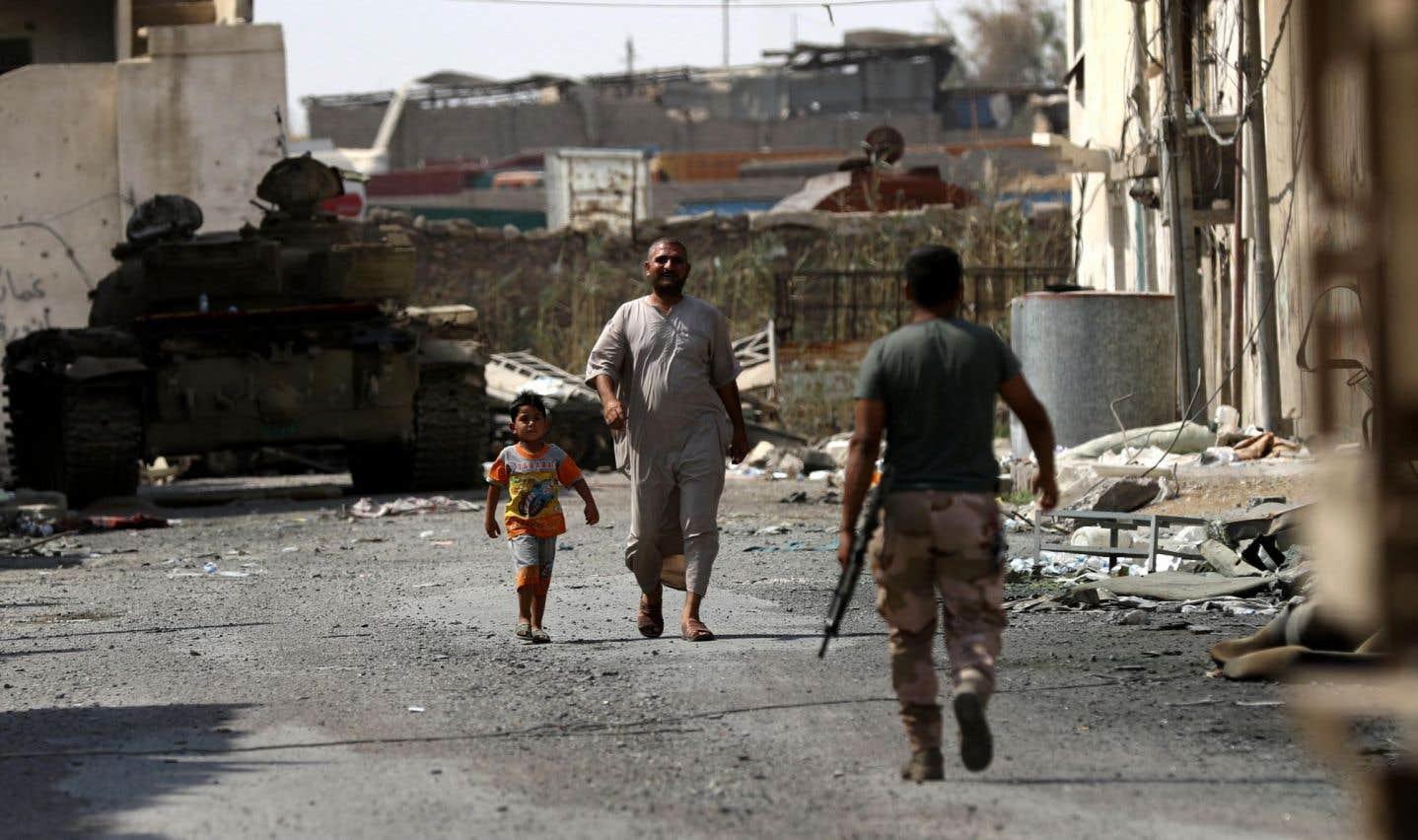 Climat de vengeance  à Mossoul