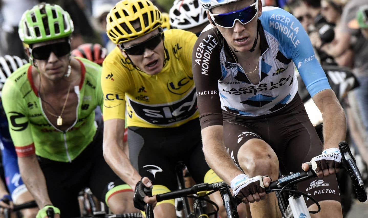 Une semaine imprévisible à venir au Tour de France