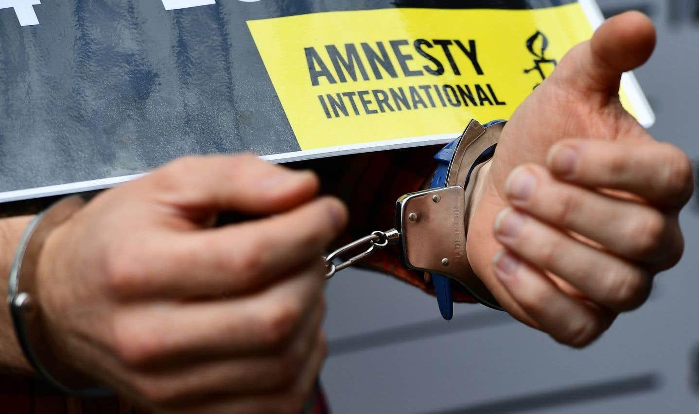 La directrice d'Amnesty International en Turquie placée en détention