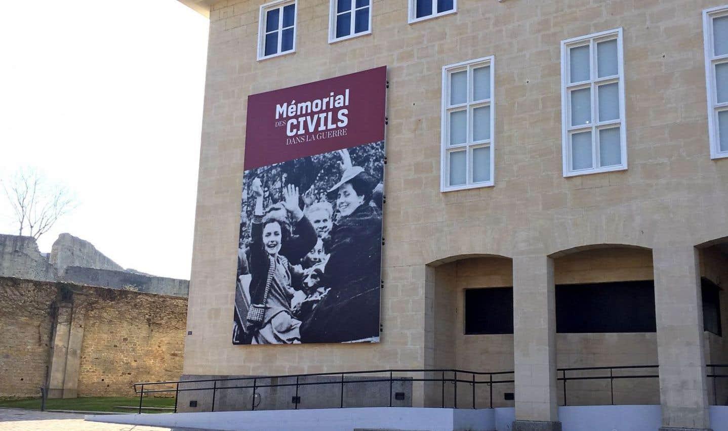 Le Mémorial de la ville de Falaise donne la parole à ceux qui n'ont jamais été invités aux commémorations et n'y ont jamais défilé en rangs serrés.
