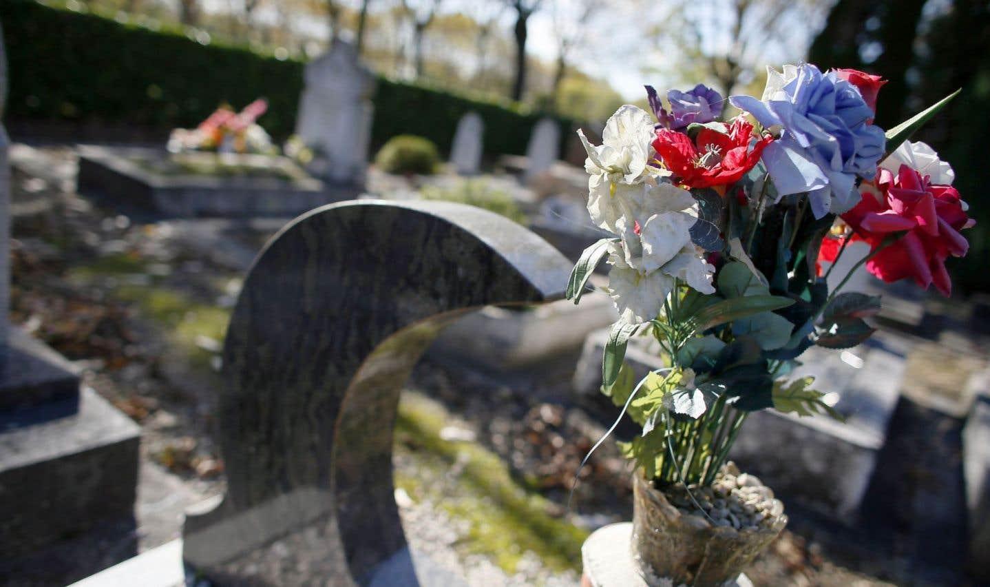 Le Québec ne fait pas figure d'exception quant aux cimetières musulmans